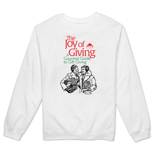 Joy of Giving Men's Crewneck Fleece
