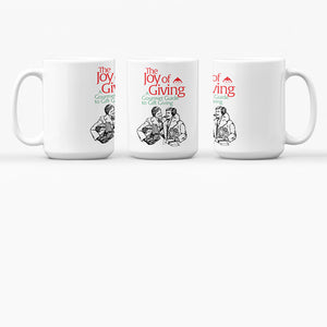 Joy of Giving - Mug