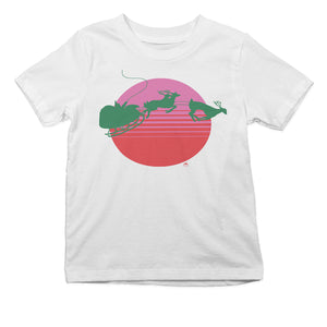CA Christmas Youth Tee