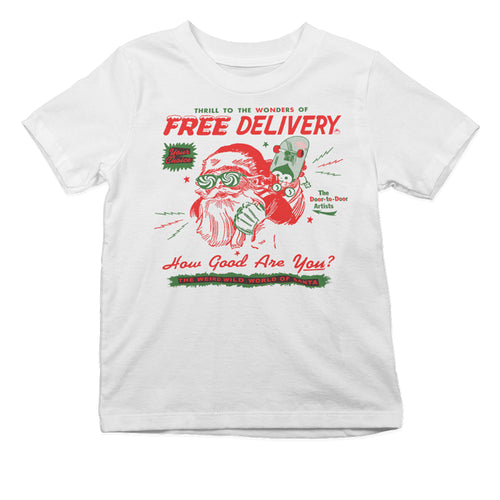 Free Delivery Toddler Tee