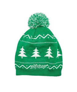 Ugly Christmas Sweater Beanie in Green