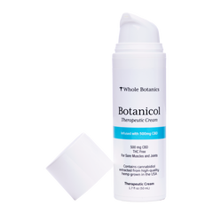 Whole Botanics Therapeutic Cream