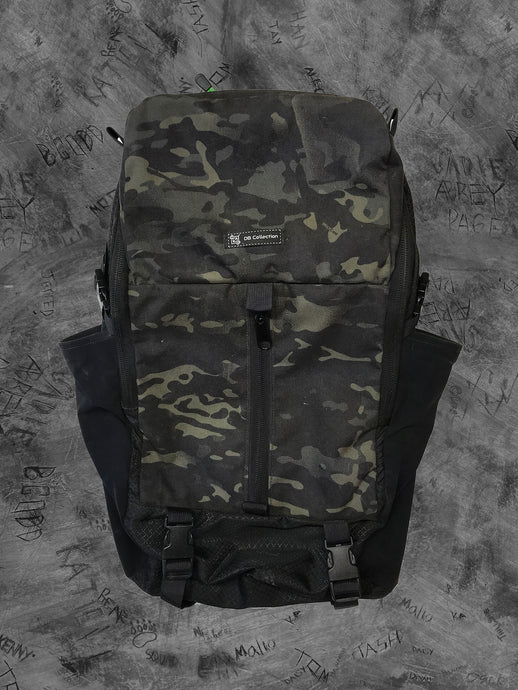 EDC Commuter Pack - Black Multicam