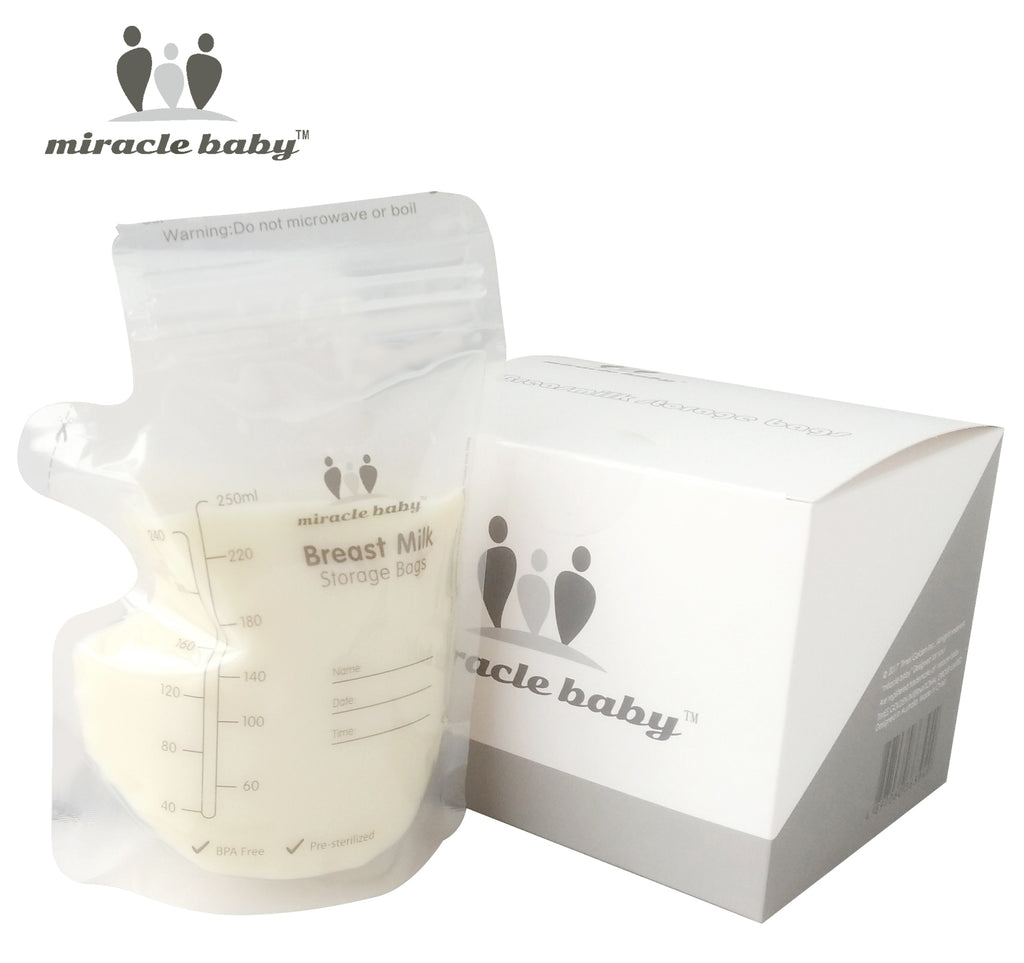 Breast Milk Storage Bags - i-Deals Store