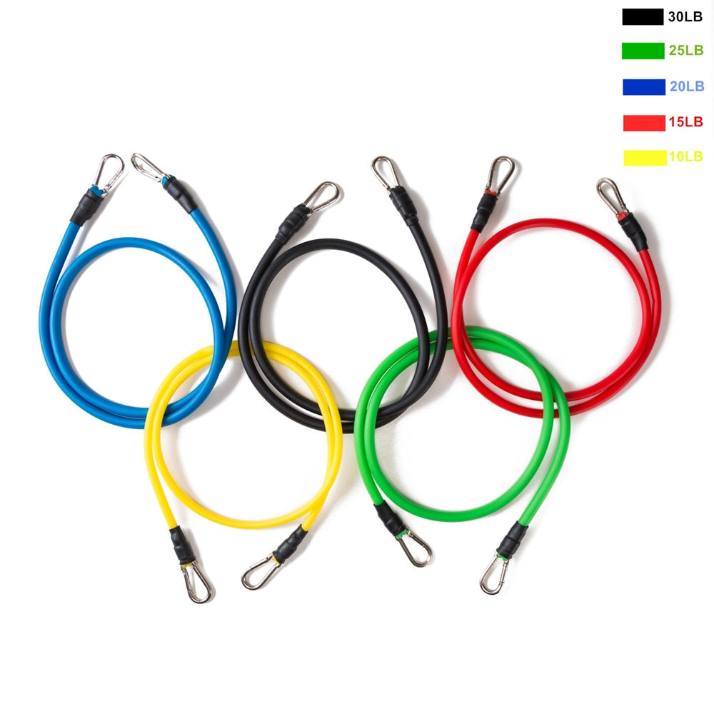 Resistance bands set - i-Deals Store