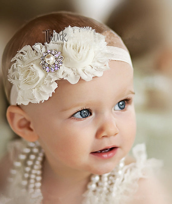 baby girl headband - i-Deals Store