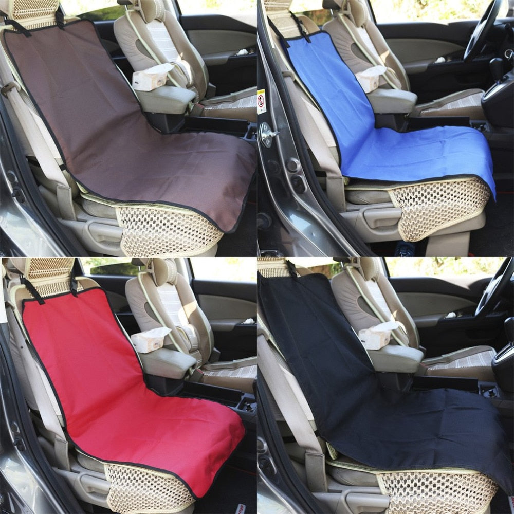 Non-Slip Dog Car Seat Cover - i-Deals Store