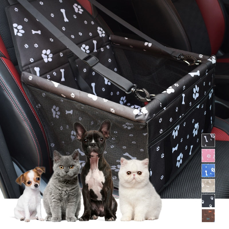 Waterproof Pet Dog Car Seat Cover - i-Deals Store