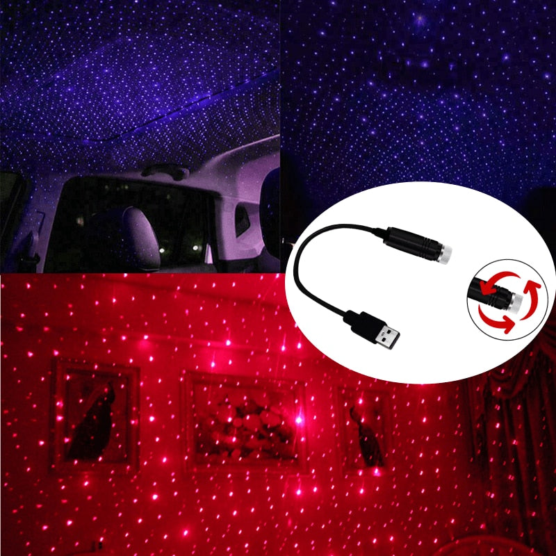USB LED Grow Light Car Interior - i-Deals Store