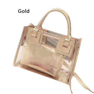 New Luxury Brand Women Transparent Clear Bag - i-Deals Store