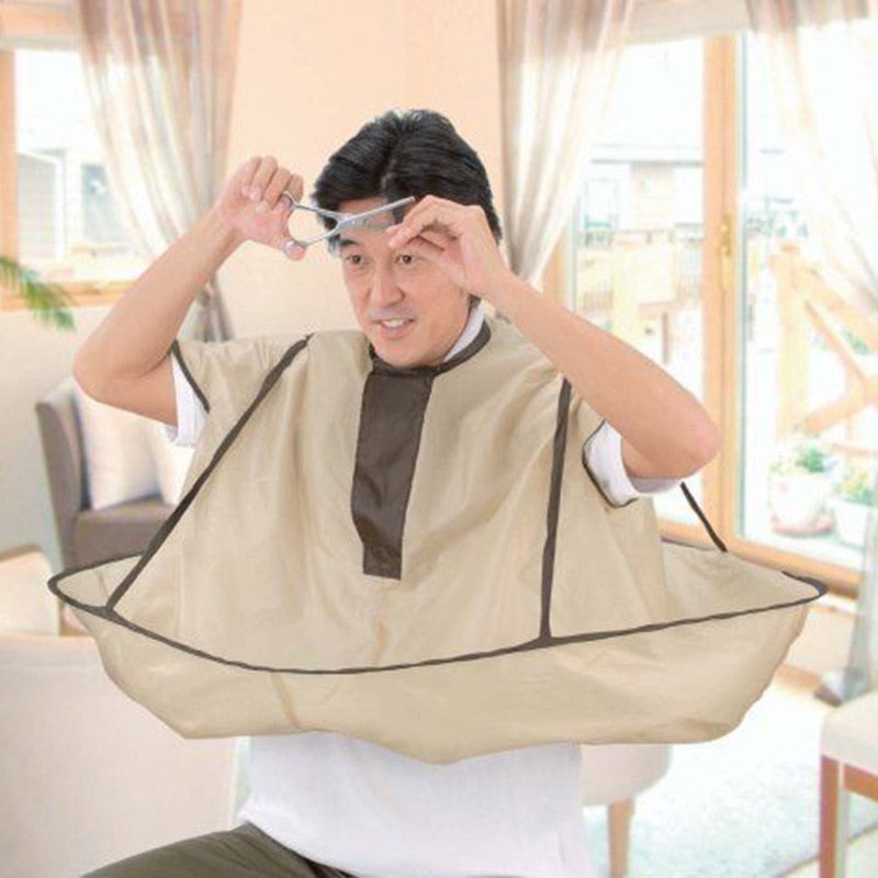 Hair Cutting Cloak Umbrella Cape - i-Deals Store