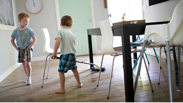 Get Your Kids Involved with Cleaning