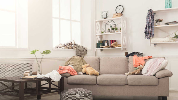 How To Organize Your Home When It's A Mess