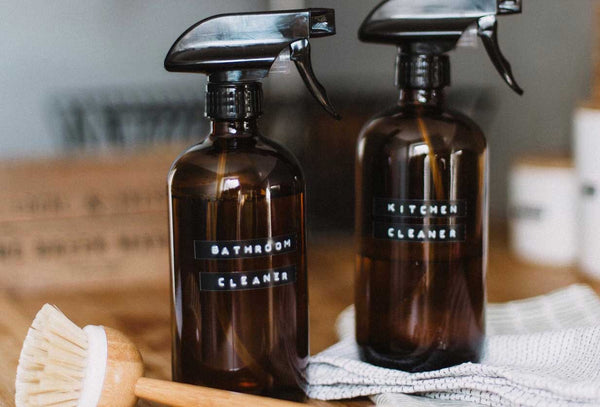 How to Ditch and Switch to Non-Toxic Cleaning Products