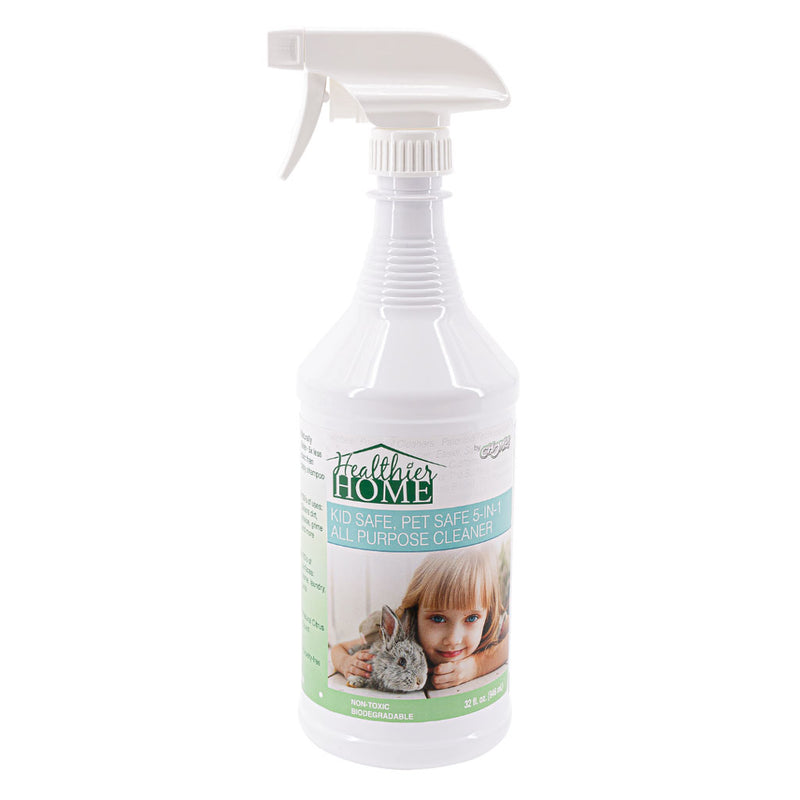 Kid Safe, Pet Safe 5-In-1 All Purpose Cleaner, Ready To Use, 32 oz.