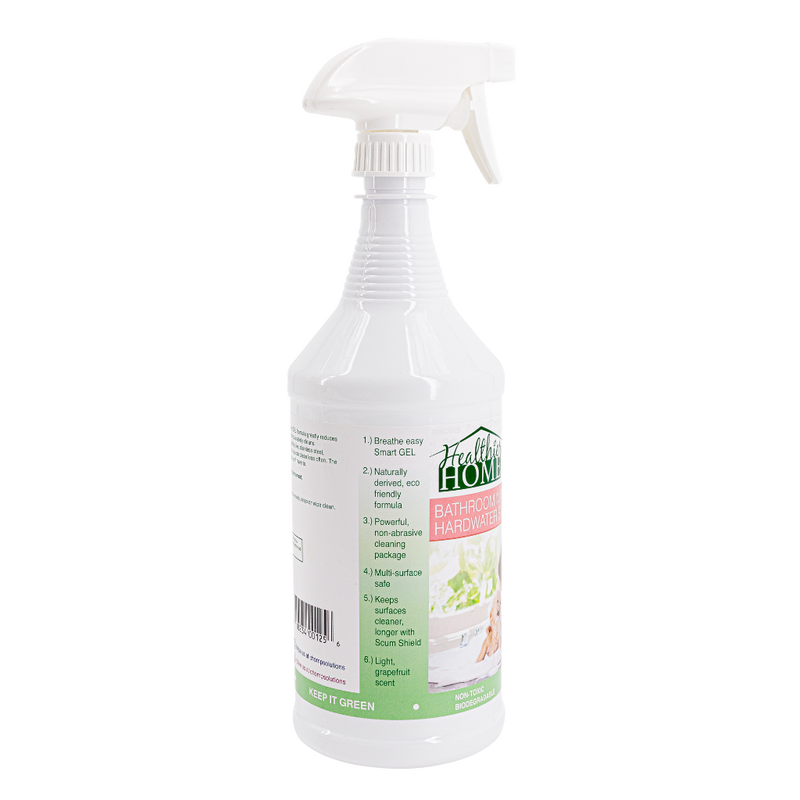 Bathroom Magic 6-In-1 Hardwater Stain Cleaner