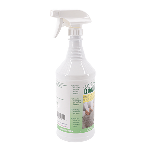 Hardfloor 6-In-1 Pet Odor Eliminator & Cleaner (32 Oz.)