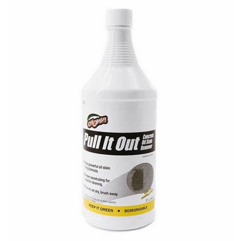 Pull It Out Concrete Oil Stain Remover, 32 oz. Bottle