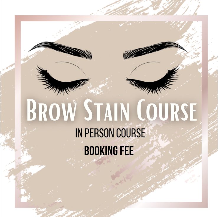 Brow Stain Course
