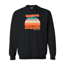 Load image into Gallery viewer, Gamedaze Dreamin | Unisex Crewneck Sweatshirt