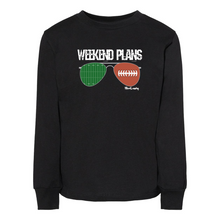 "Load image into Gallery viewer, Football ""Weekend Plans"" 