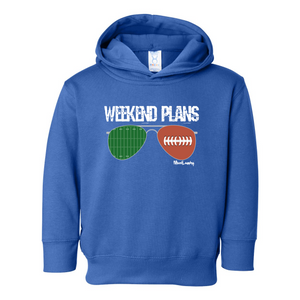 "Football ""Weekend"" Plans 