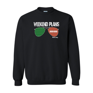 "Football ""Weekend Plans"" 