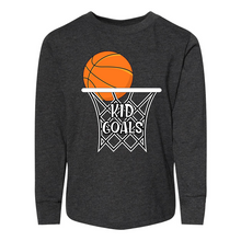 "Load image into Gallery viewer, Baksetball ""Kid Goals"" 