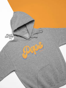 Pops | Unisex Hooded Sweatshirt