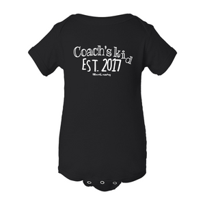Custom Coach's Kid Est. | Infant Baby Bodysuit