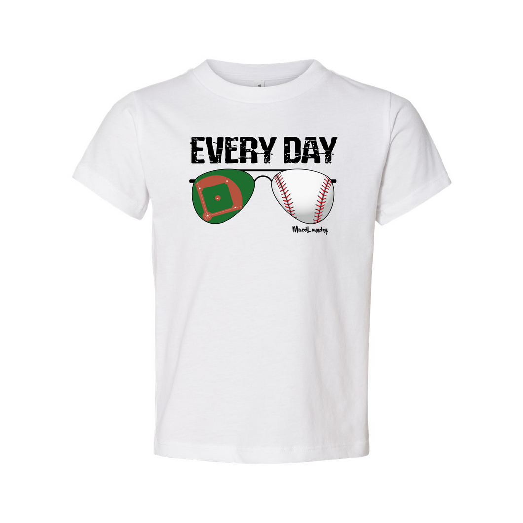 Baseball Every Day | Toddler Tee