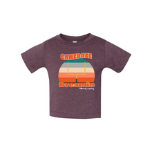 Load image into Gallery viewer, Retro GAMEDAZE Dreamin | Baby Short Sleeve Tee