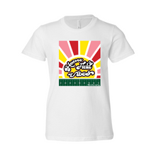 Load image into Gallery viewer, Retro Home Field Vibes | Youth Unisex Tee