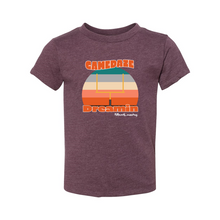 Load image into Gallery viewer, Retro GAMEDAZE Dreamin | Toddler Tee