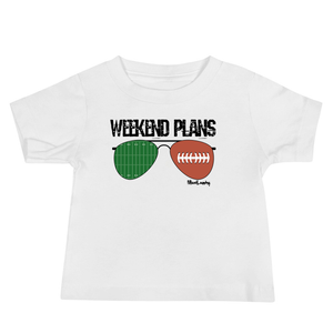"Football ""Weekend Plans"" Sunglasses  