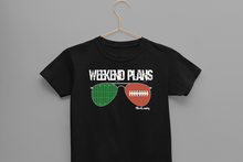 "Load image into Gallery viewer, Football ""Weekend Plans"" Sunglasses  