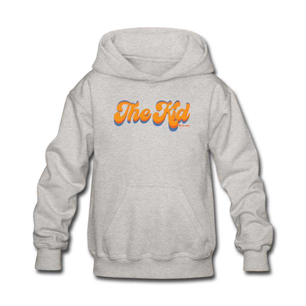 The Kid | Toddler Pullover Fleece Hoodie