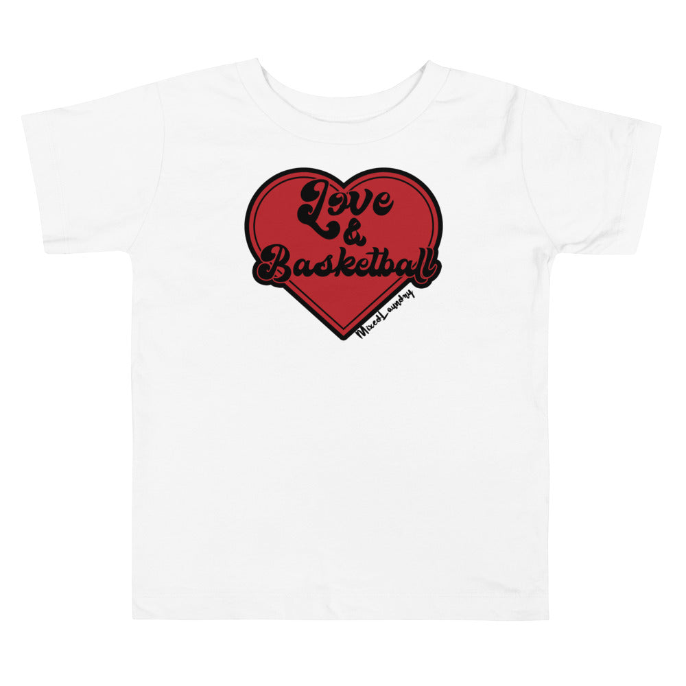 Love & Basketball | Toddler Tee