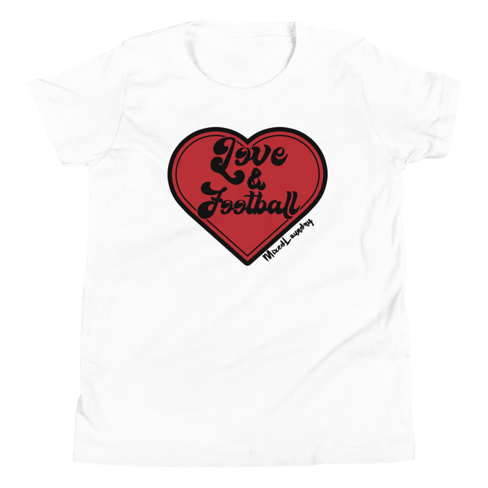 Love & Football | Youth Tee