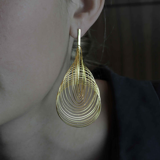 'Sundance' Silver Earrings