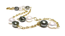 'Lacerta' South Sea and Keshi Pearl Necklace