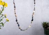 Hidden Treasure Black Opal Necklace