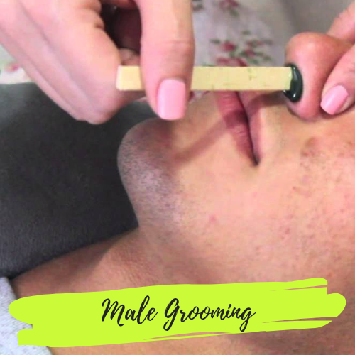 Male Facial Grooming Course *