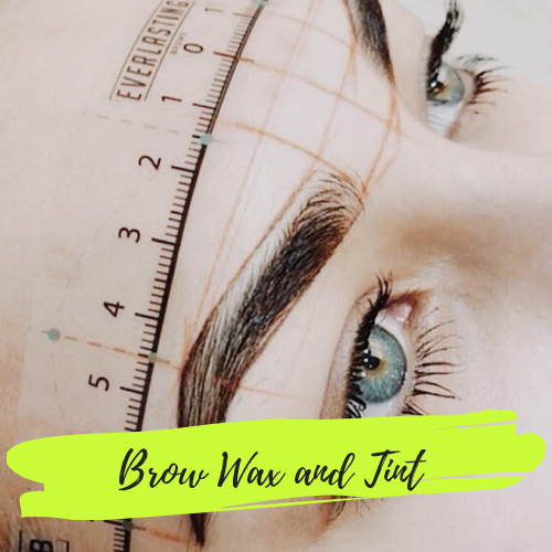 Beautiful Brow Wax and Tint Course *