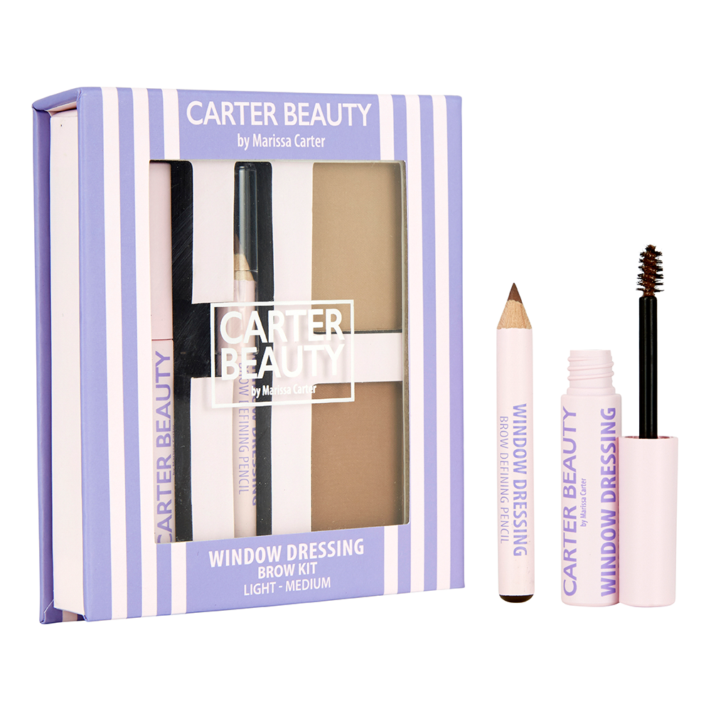 Carter Beauty Beginners Makeup Kit (with FREE Lip tints and lashes)