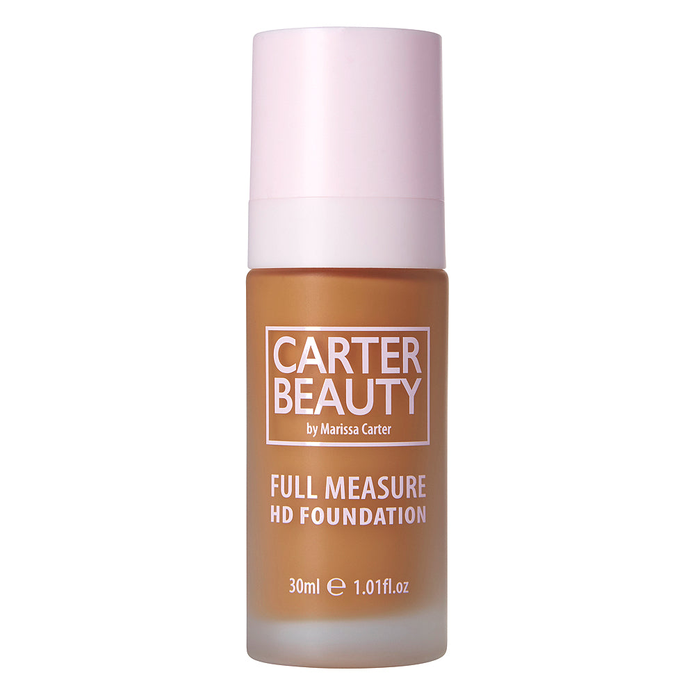 Carter Beauty Full Measure HD Foundation - Truffle
