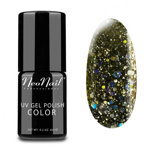 NeoNail Gel Polish 7,2ML - Glitter Galaxy