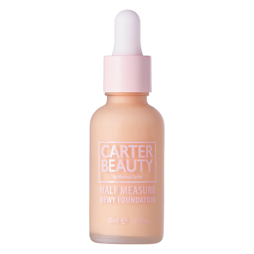 Carter Beauty Half Measure Dewy Foundation - Meringue