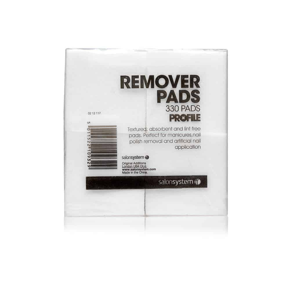 Salon System - Lint Free Remover Pads (330)
