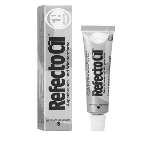 RefectoCil - Lash and Brow Tint 1.1 Graphite (15ml)